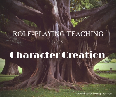 role-playing teaching