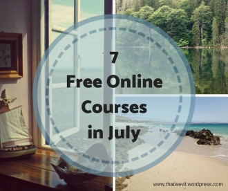 7Free OnlineCoursesin July